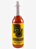 Baylor Bears Hot Sauce