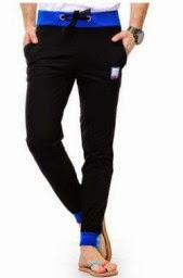 Buy TSX Black Cotton Trackpant At Rs.349 only