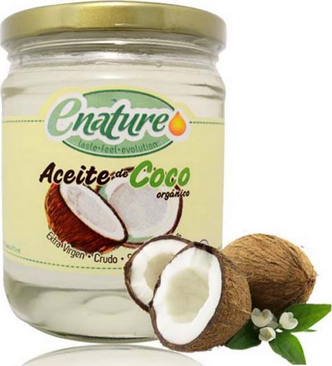 Aceite de coco orgánico