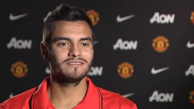 Alasan United Rekrut Van Romero