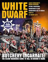 White Dwarf Weekly número 82 de agosto