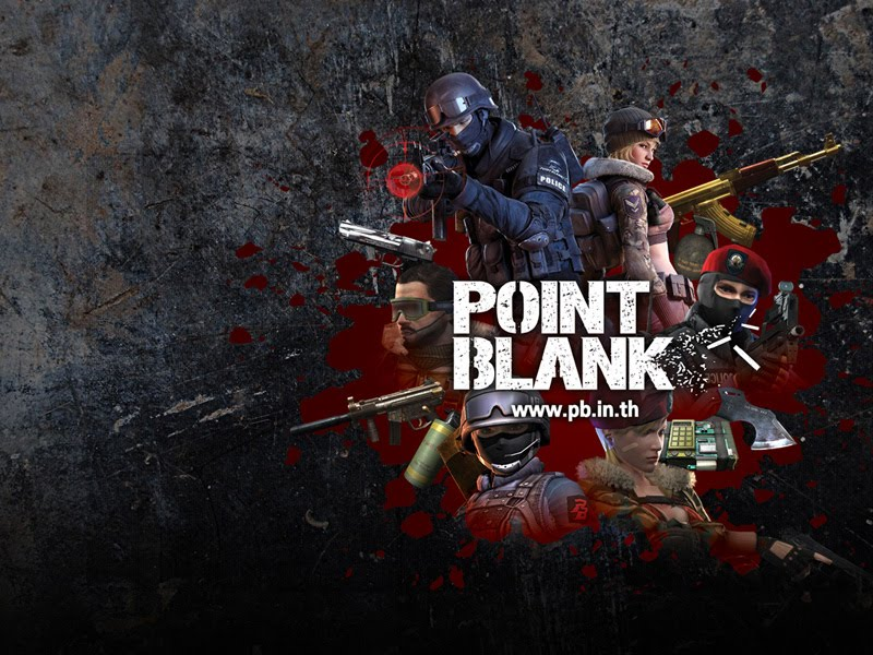 point blank online game. Point Blank Games Online bisa