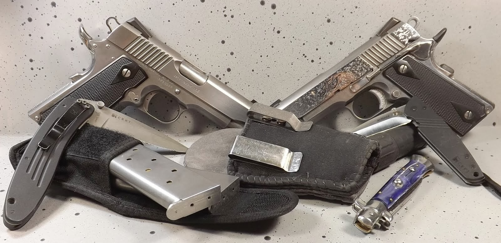 Show us you CCW setups - Concealed Carrying & Personal Protection