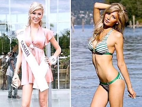 Transexual competirá en Miss Universe Canada 2012