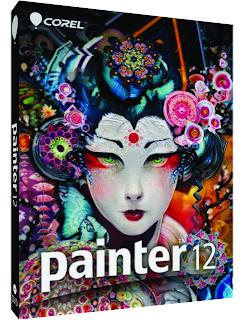 Corel Painter 12 Cover