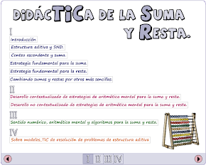 DidácTICa de la Suma y Resta.