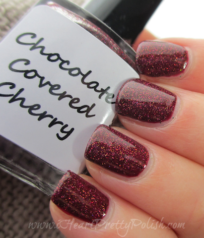 BadAss Polish Chocolate Covered Cherry