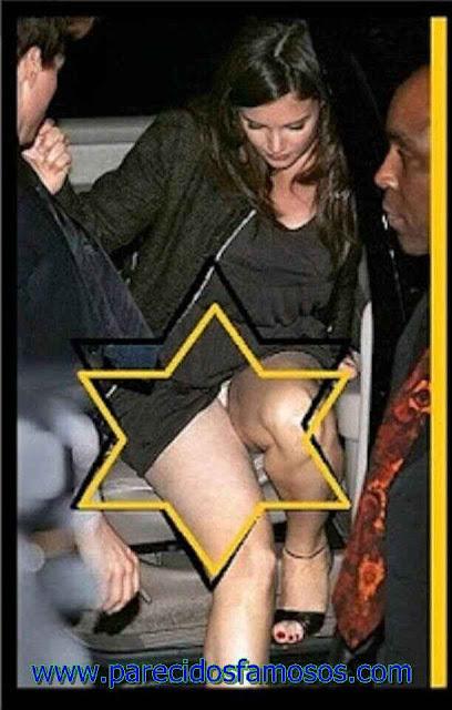 Katie Holmes otra foto mas Descuidos de Famosos
