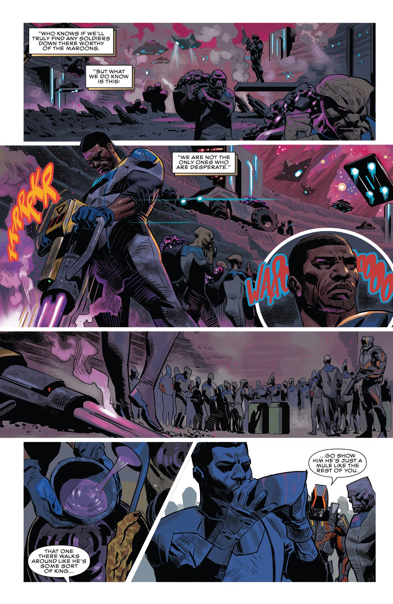 Black Panther (2018) #1 #18 - English 19