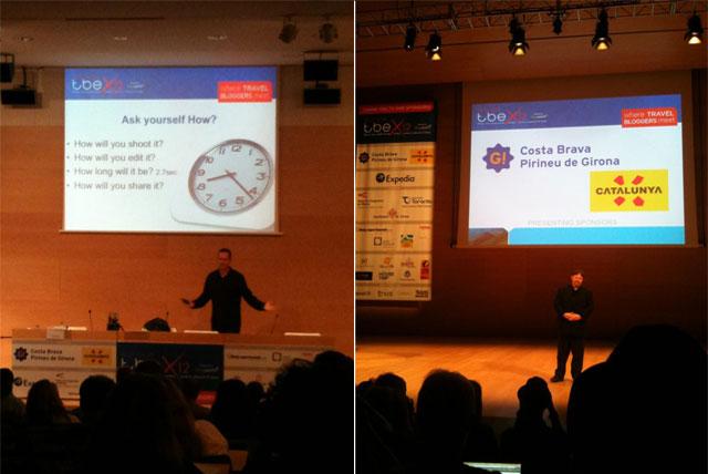 TBEX - Encuentro de bloggers de viajes en Girona