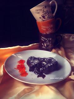 Lava Cake Kukus Ala Ummi
