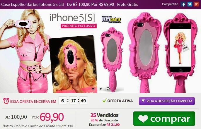http://www.tpmdeofertas.com.br/Oferta-Case-Espelho-Barbie-Iphone-5-e-5S---De-R-10090-Por-R-6990---Frete-Gratis-989.aspx