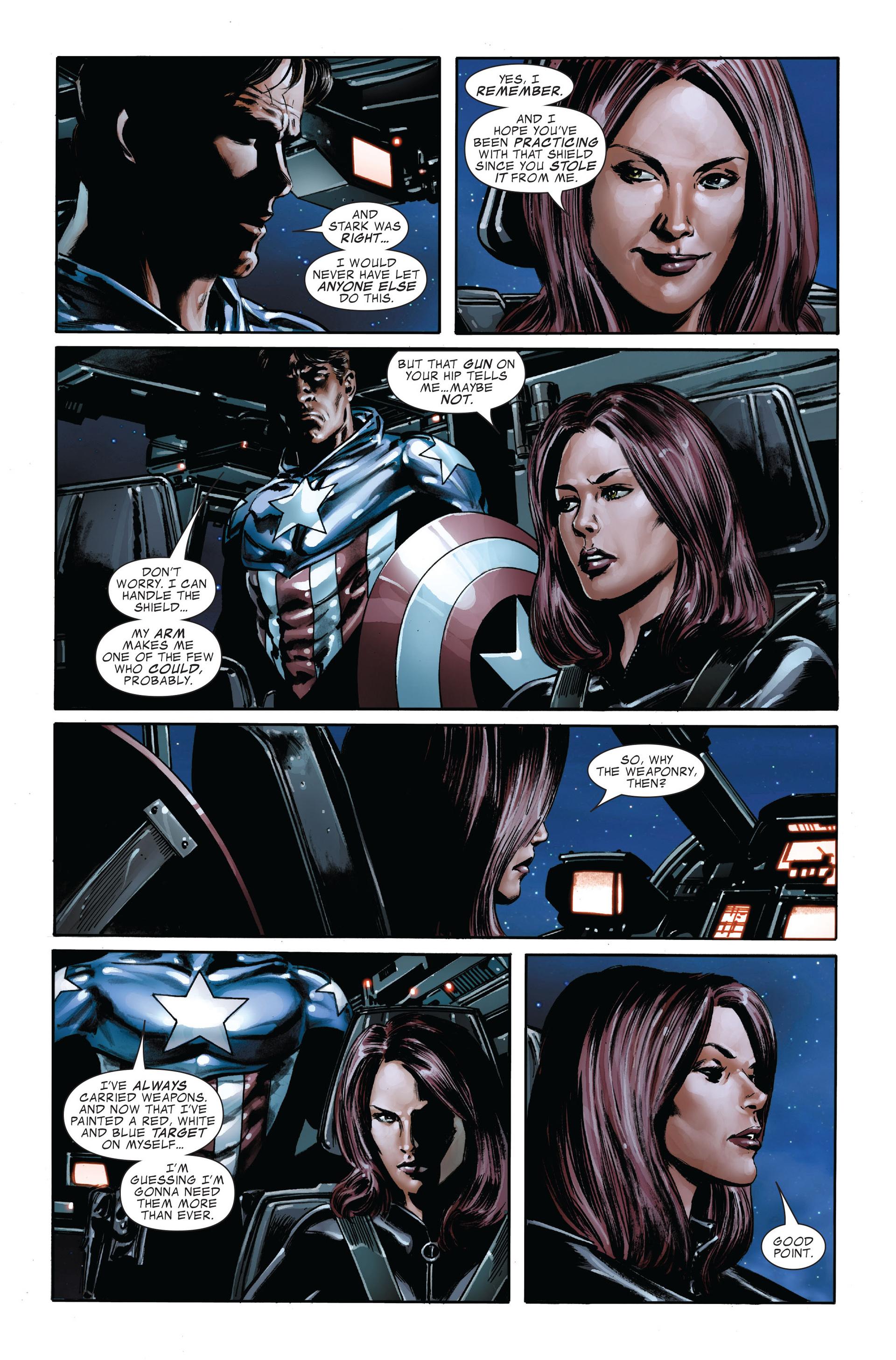 Captain America (2005) Issue #34 #34 - English 7