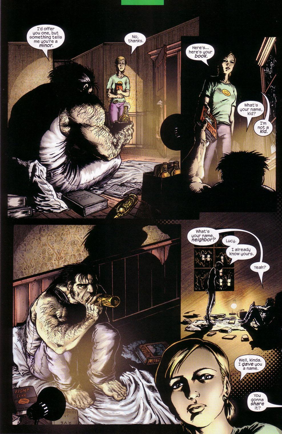 Read online Wolverine (2003) comic -  Issue #1 - 15