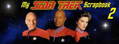 My Star Trek Scrapbook 2