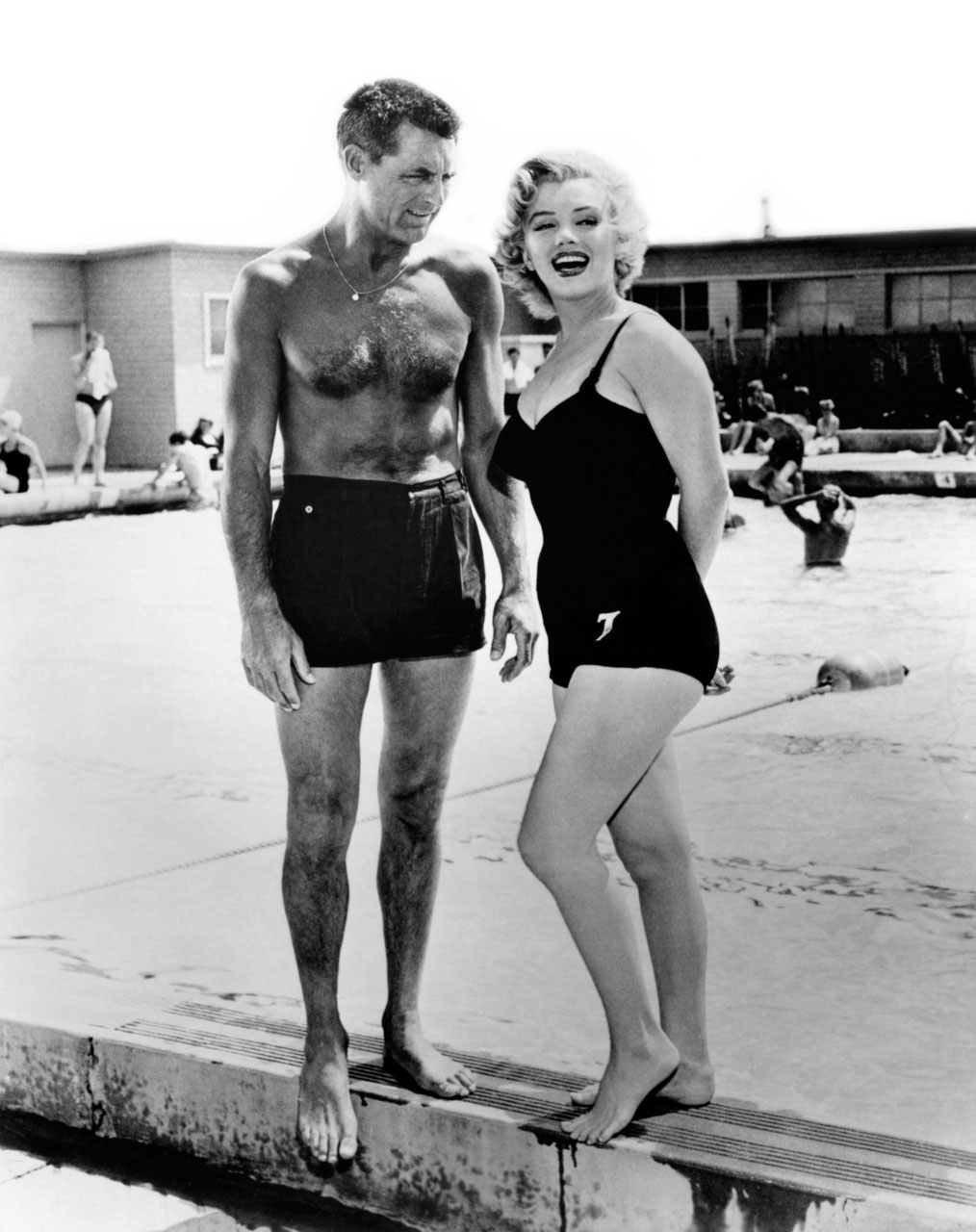 Imagenes cinéfilas Cary-Grant-and-Marilyn-Monroe
