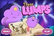 Hora de Aventura Príncipe Grumoso These Lumps