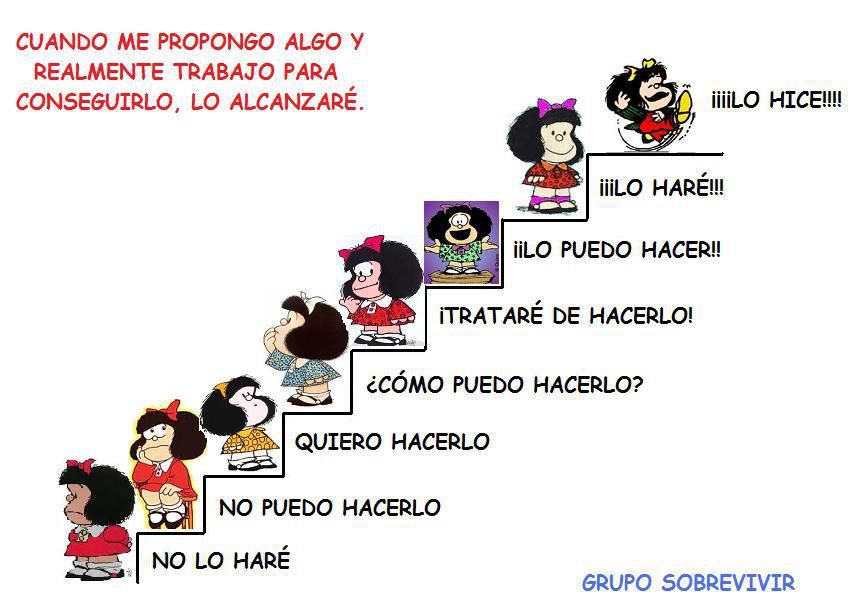 Toma Un Baño Caillou:Imagenes De Mafalda Con Frases