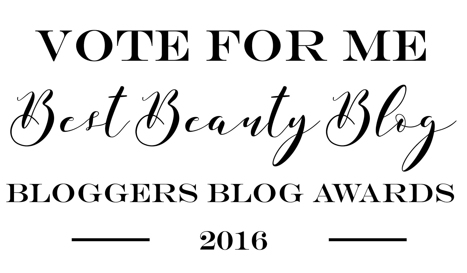 Click Here To Vote For Me!