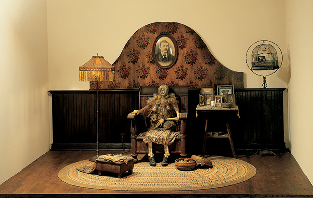 edward kienholz is he an artist Edward kienholz / matrix 21  they stand as some of the most incisive interpretations of american society created by any artist edward kienholz was born in.