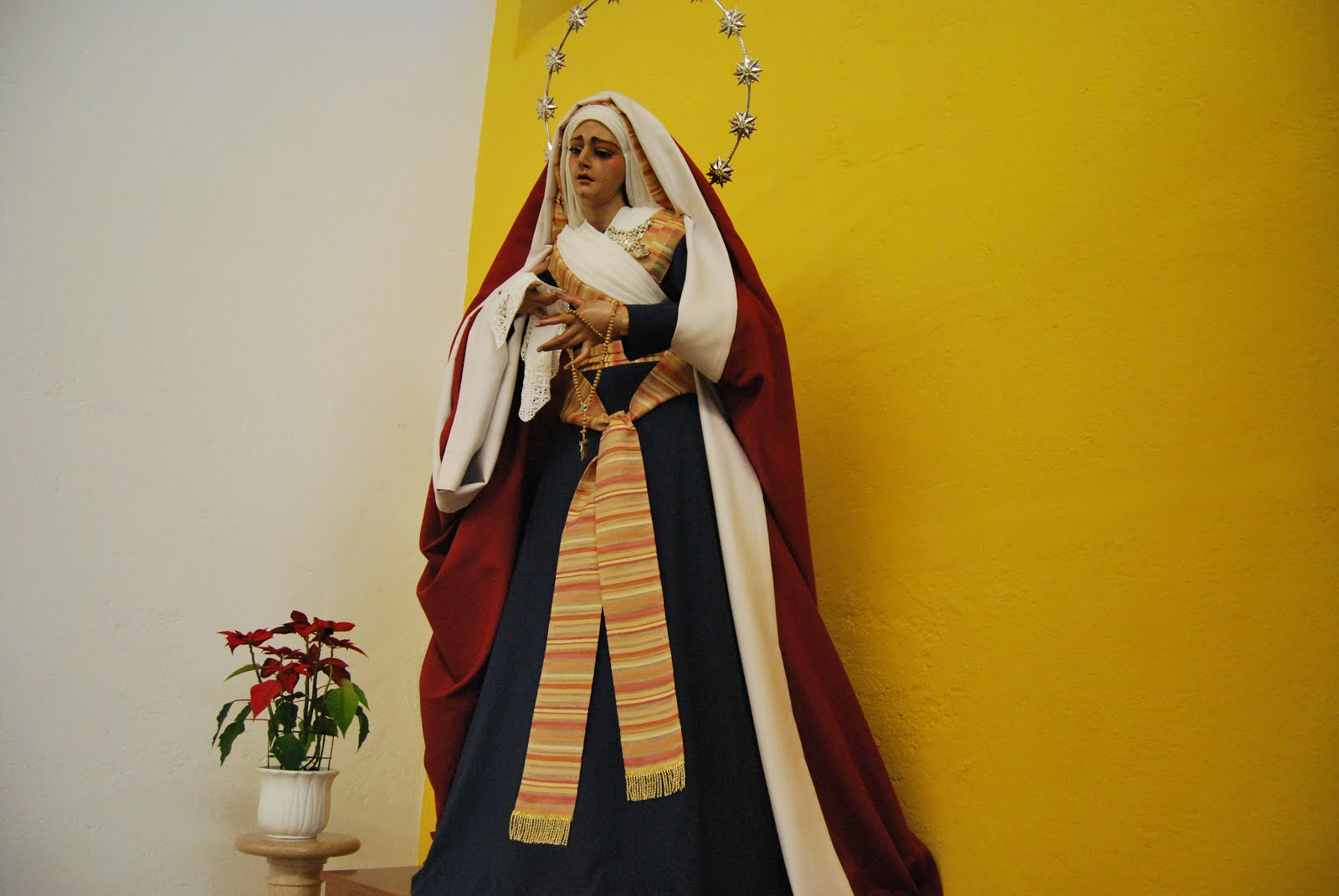Virgen del Mayor Dolor y Traspaso