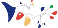 Alexander Calder logo de Google (doodle)