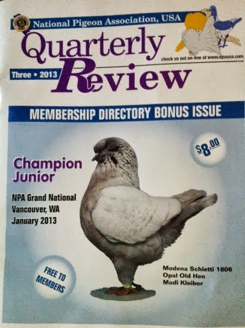 Quarterly review by the npa for Waimanalo feed supply