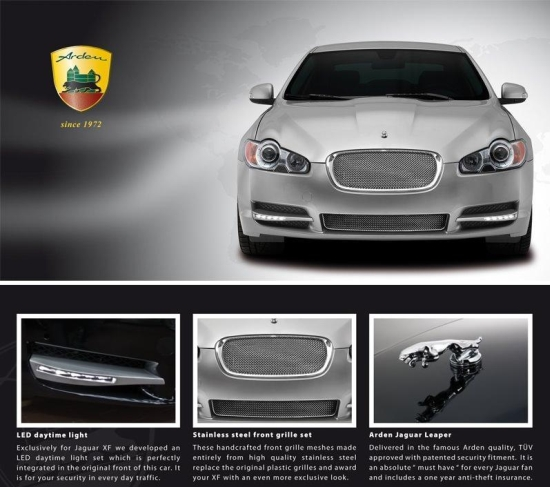 2010 Jaguar Xf Interior: Fast Cars Online: Jaguar Xf Facelift