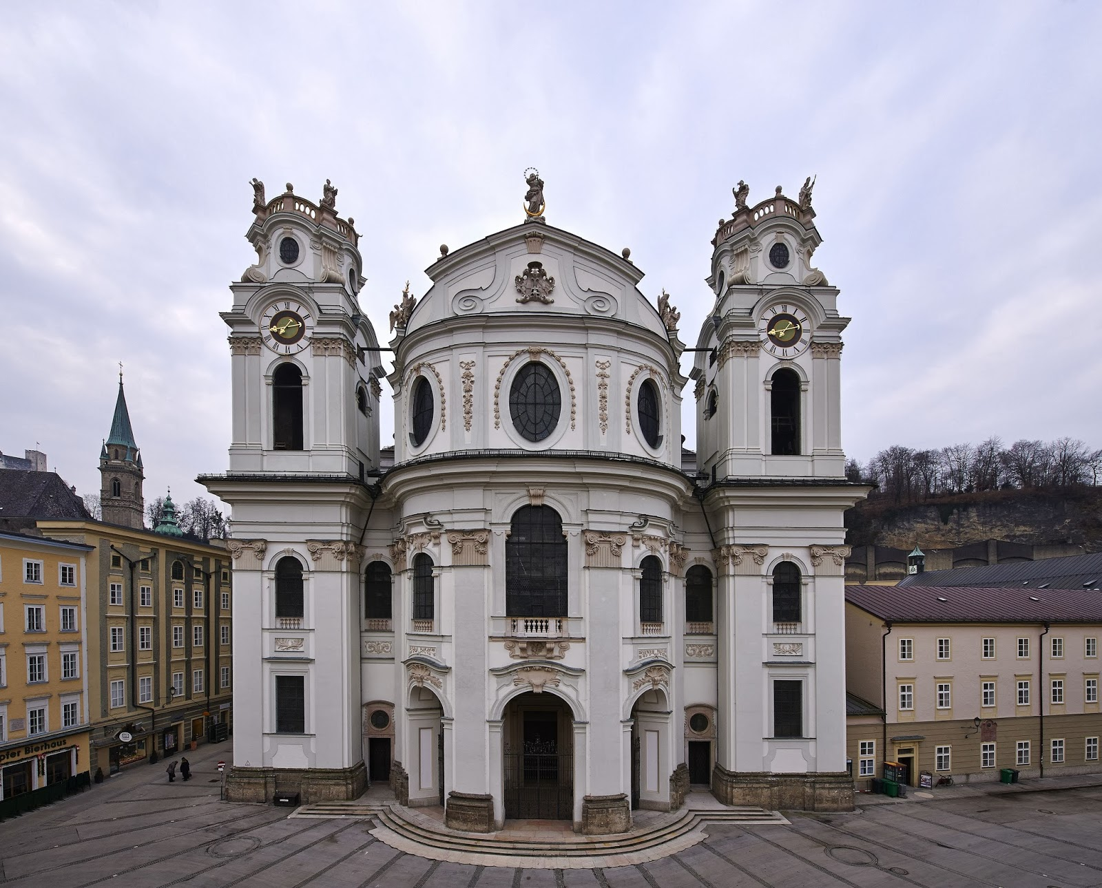 Architecture plan baroque architecture and baroque on for Baroque architecture examples