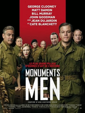 Regarder Monuments Men en streaming - Film Streaming