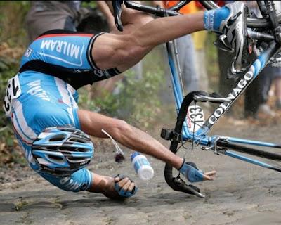 Caidas - Ciclismo profesional