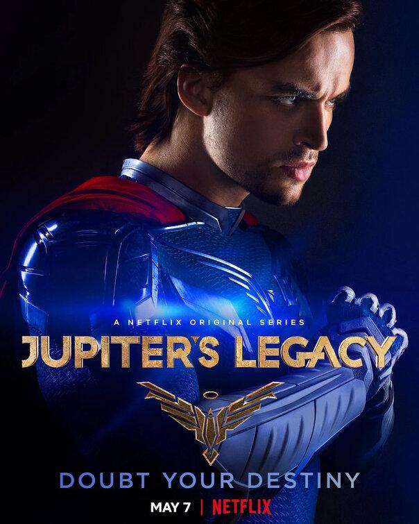 """Jupiter's Legacy"""
