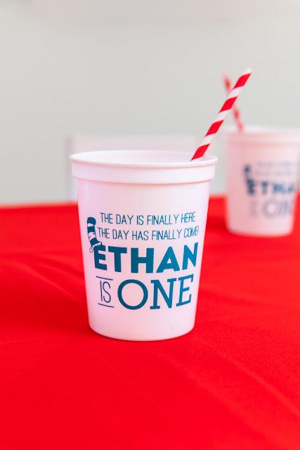 Birthday Stadium Cups