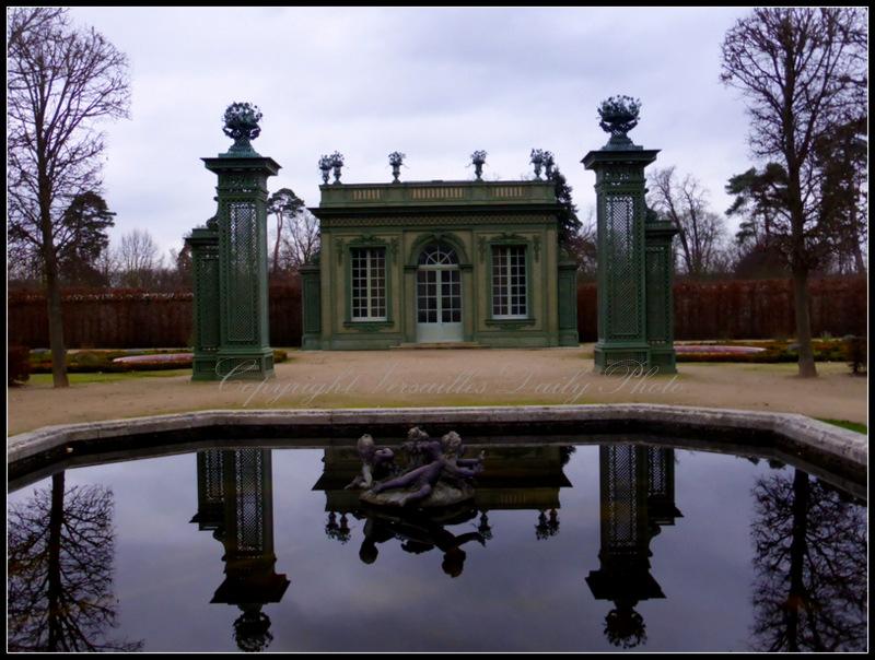 Pavillon Frais Versailles petit Trianon
