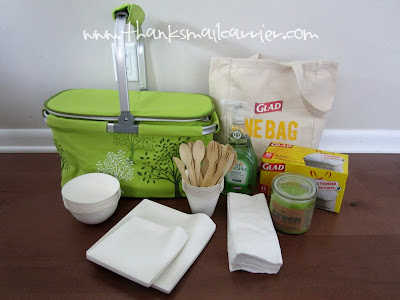 Glad One Bag Party Kit