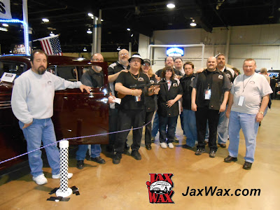Good Fellas Car Club Jax Wax Chicago World of Wheels
