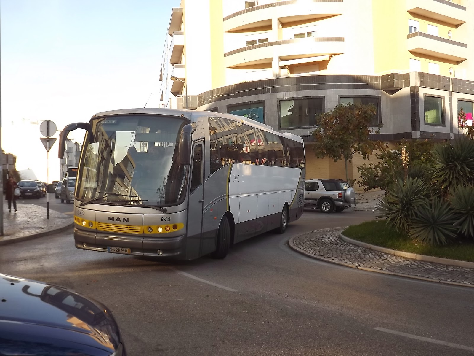 Várias Imagens de Transportes