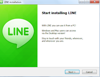download-instal-line