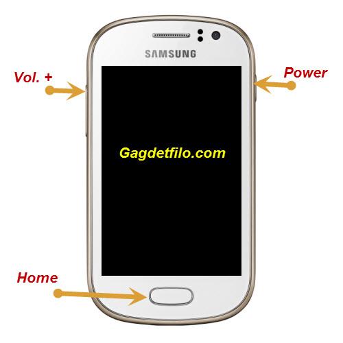Hard reset Samsung Galaxy Fame - Gadgetfilo