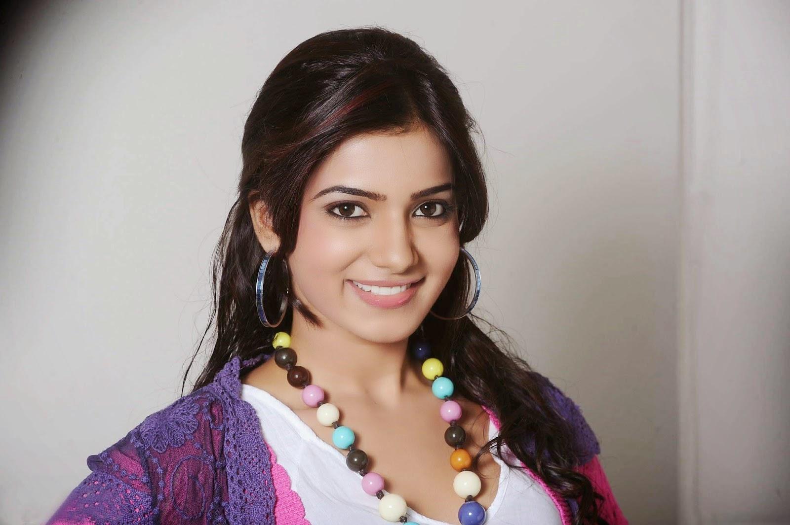 Samantha Ruth Prabhu HD wallpapers Free Download