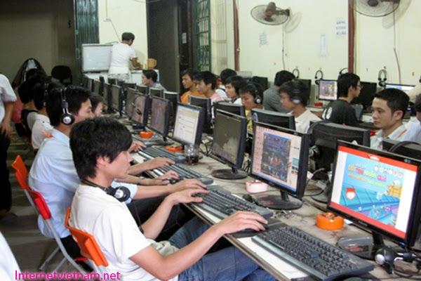 Lắp Đặt Internet Cho Phòng Máy Và Quán Net