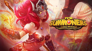 Screenshots of the The summoners: Justice will prevail for Android tablet, phone.
