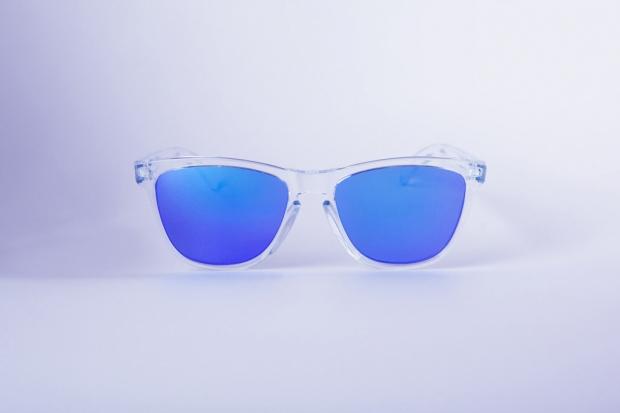 Oakley Frogskins Blu
