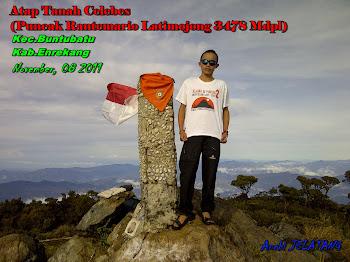 Gunung Rantemario Latimojong 3478 Mdpl