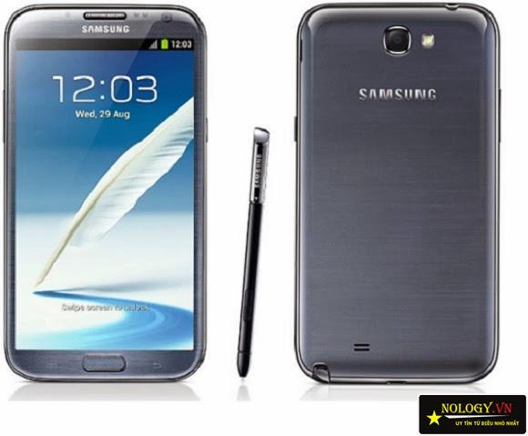 Tổng thể của Samsung Galaxy Note 2