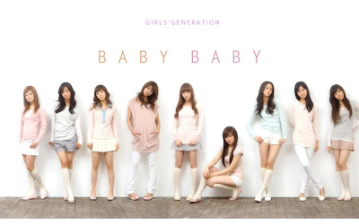 Girls Generation Baby Baby Wallapaper