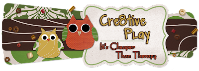 Cre8tive Play: It's Cheaper than Therapy