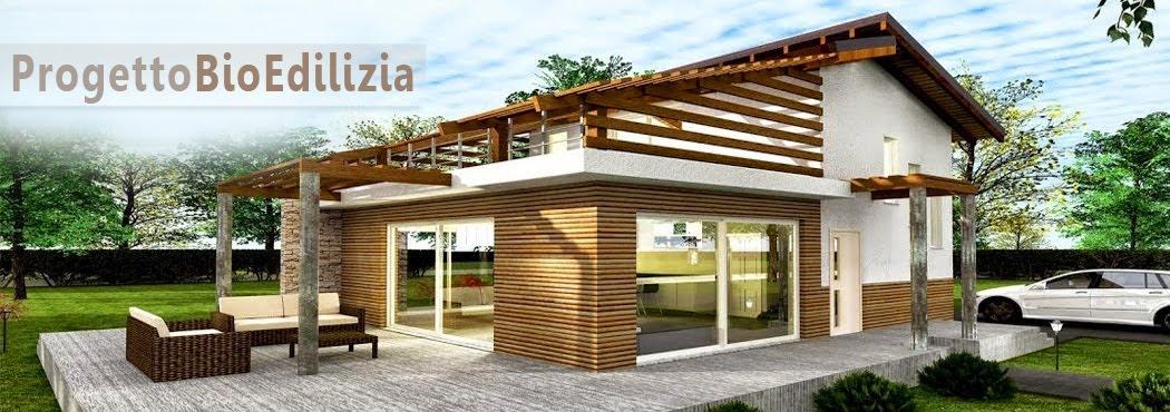 Bioedilizia case prefabbricate ecologiche costi for Ville in legno di lusso prezzi