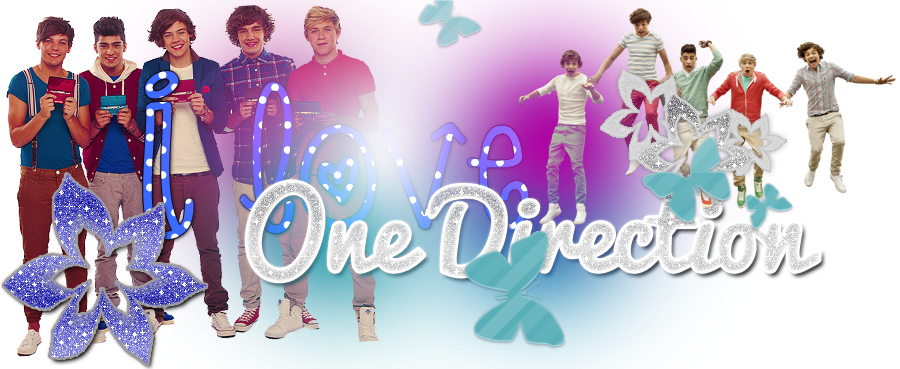 + I Love One Direction