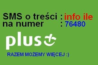 Kod do Plusa na Darmowe SMS'y !